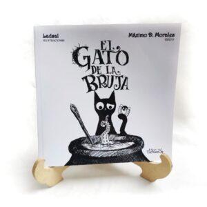 el gato de la bruja libro infantil